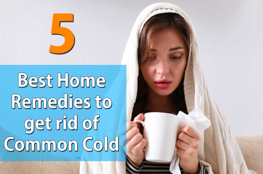 how to get through a cold fast