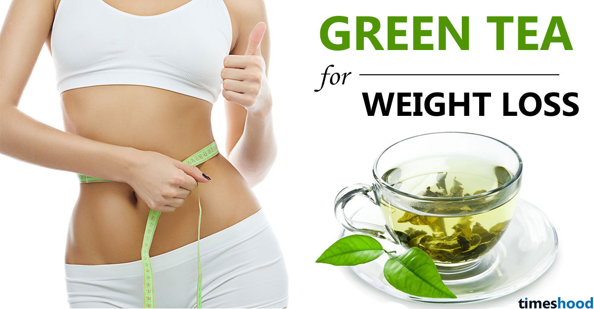 Green Tea at Weight Loss