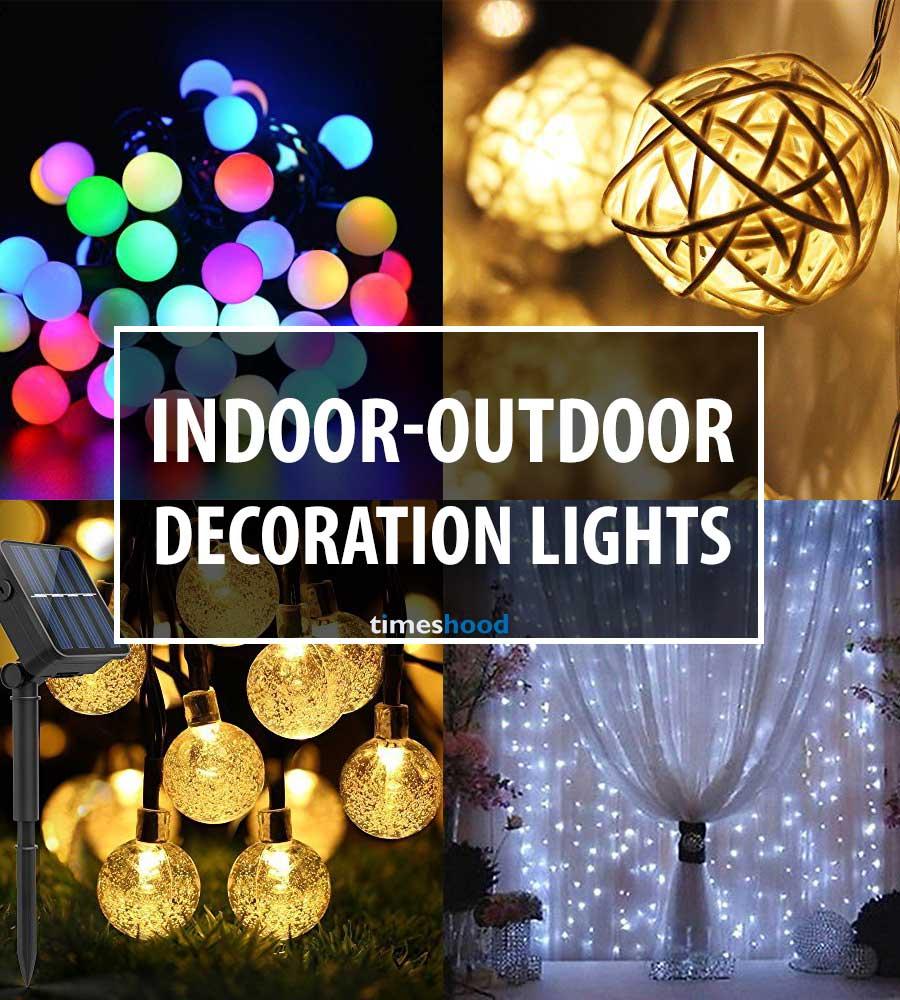10 best indoor outdoor decoration lights for christmas for Decoration lights indoor